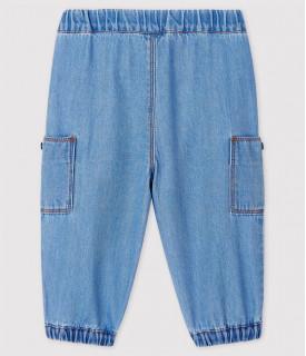 Chlapecké džíny s bočními kapsami