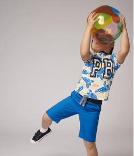 Chlapecké tričko s krátkým rukávem a potiskem